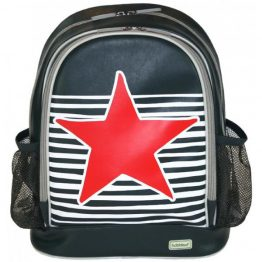 Bobble Art Backpack Star and Stripe