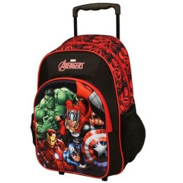 Marvel Avengers Trolley Backpack Suitcase