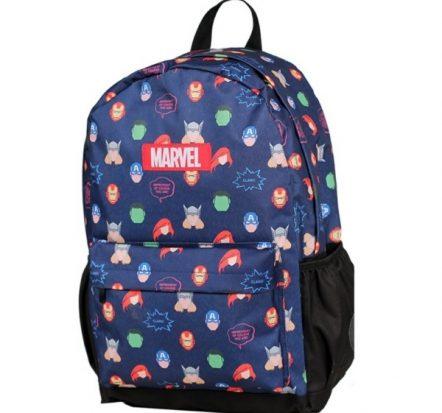 Marvel Avengers Navy Blue Backpack