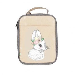 Apple & Mint Bunny Lunch Bag