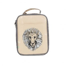 Apple & Mint Lion Lunch Bag