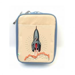 Apple & Mint Rocket Lunch Bag