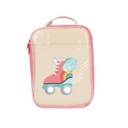 Apple & Mint Roller Skate Lunch Bag