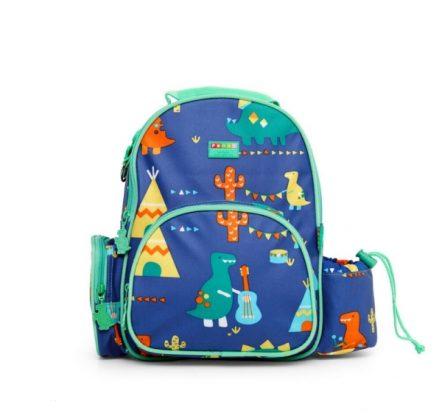 Penny Scallan Medium Backpack Dino Rock