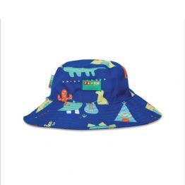 Penny Scallan Sun Hat Dino Rock