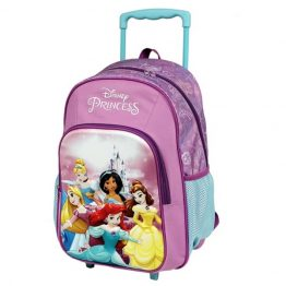 Disney Princesses Trolley Backpack Suitcase