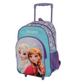 Disney Frozen Trolley Backpack Suitcase