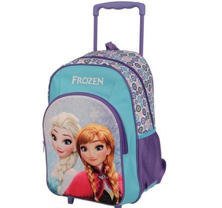 Disney Frozen Trolley Backpack Suitcase
