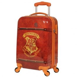 Harry Potter Hogwarts Onboard Trolley Hard Shell 19 Inch Suitcase