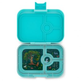 Bento Yumbox Panino Leakproof Lunch Box Mystic Aqua