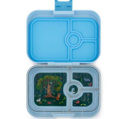 Bento Yumbox Panino Leakproof Lunch Box Luna Blue