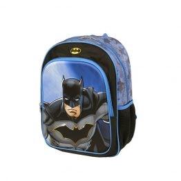 DC Comics Batman Black & Blue Backpack