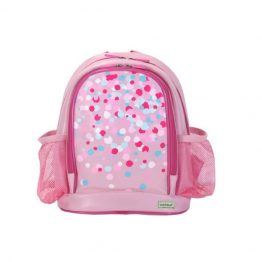 Bobble Art Confetti Large PVC Backpack