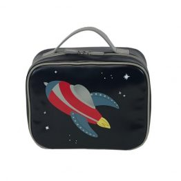 Bobble Art Rocket Large Lunch Box