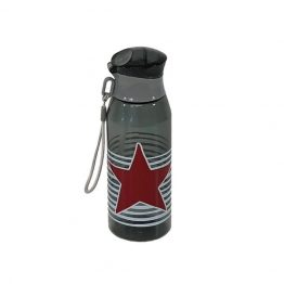 Bobble Art Star and Stripe Tritan Drink Bottle