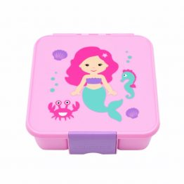 The Little Lunch Box Co Bento Three Mermaid