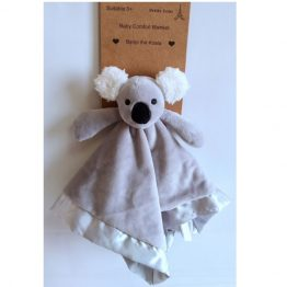 Petite Vous Baby Comfort Security Blanket ~ Banjo the Koala
