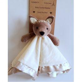 Petite Vous Baby Comfort Security Blanket ~ Dusty the Deer