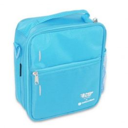 Fridge To Go Medium Lunch Box Cooler Bag ~ Pacific Blue