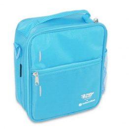 Fridge To Go Medium Lunch Box Cooler Bag ~ Pacific Blue