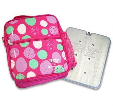 Fridge To Go Medium Lunch Box Cooler Bag ~ Stones
