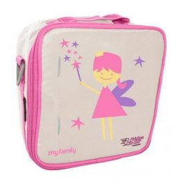My Family Fridge To Go Lunch Box Cooler Bag ~ Fairy