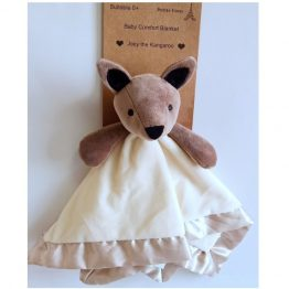 Petite Vous Baby Comfort Security Blanket ~ Joey the Kangaroo