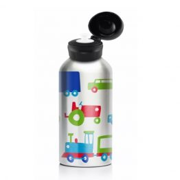 My Family 400ml Stainless Steel Drink Bottle - Traffic
