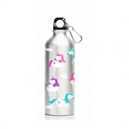 My Family 500ml Stainless Steel Drink Bottle - Unicorn