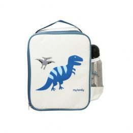 My Family Fridge To Go Lunch Box Cooler Bag ~ Dino T Rex
