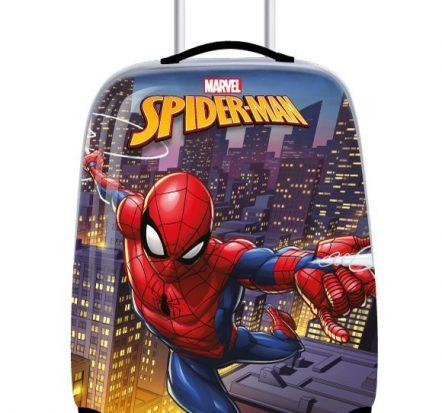 spiderman-licensed-kids-trolley-case-front