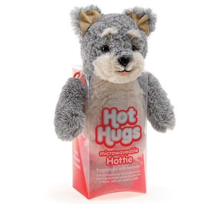 Aroma Home Heat Pack Grey Dog