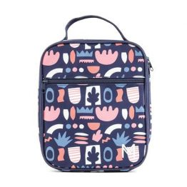 montiico insulated lunchbag-bloom