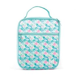 montiico insulated lunchbag-mermaid