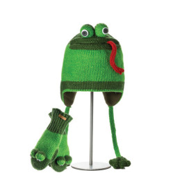 Fergie the Frog Hat