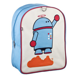 Bearix New York Little Kid Backpack Alexander Robot