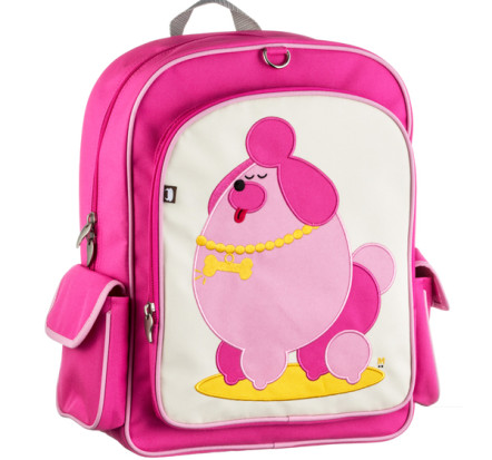Beatrix New York Big Kid Backpack Pocchari Poodle