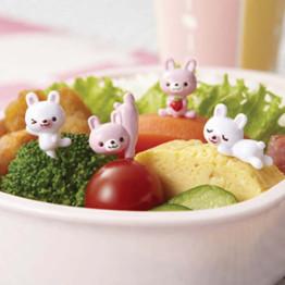 Bento Bunny Picks