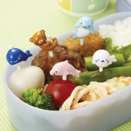 Bento Sea Friends Food Picks