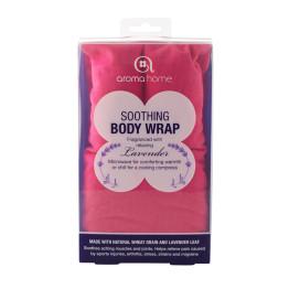 Bodywrap Plain Fushia Box 2