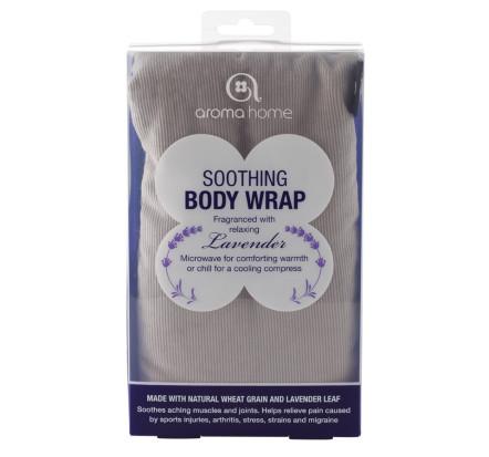 Bodywrap Plain Grey Box 2