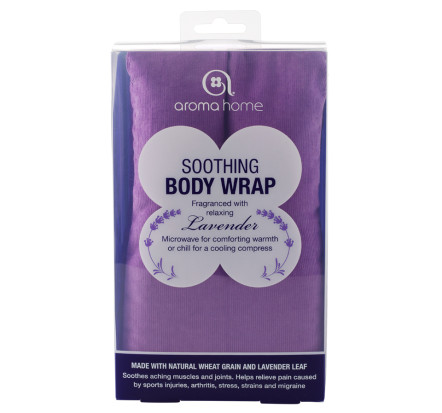 Bodywrap Plain Lavender Box 2