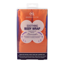 Bodywrap Plain Orange Box 2