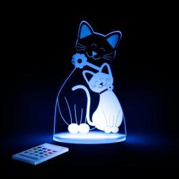 Aloka Cat Night Light