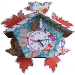 Cuckoo Clock Sample Decorated