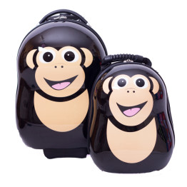 Cuties & Pals Cheeki Chimp Set