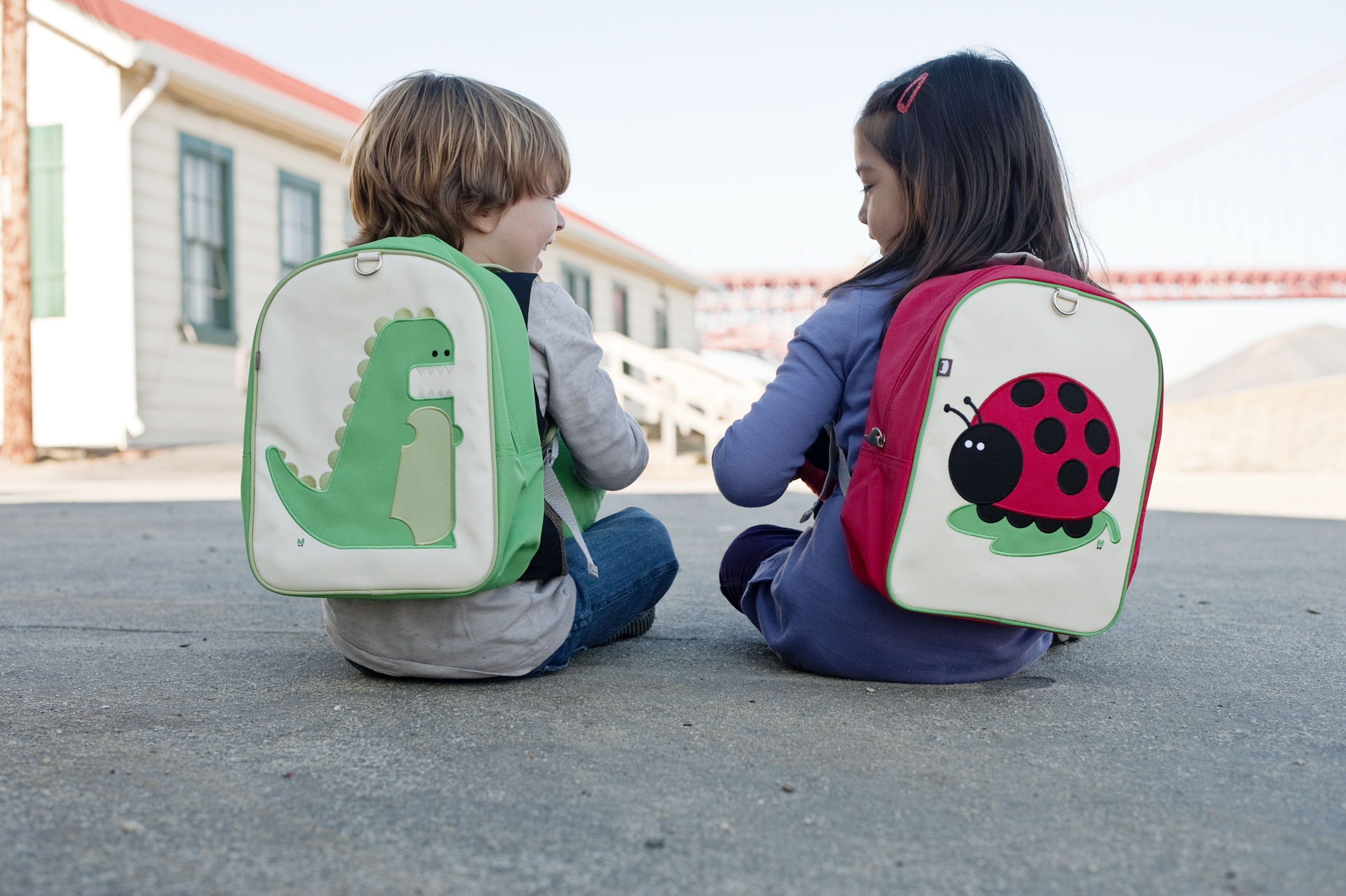 Image result for Cute and Cool Dinosaur Backpacks