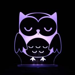 Delight Decor Dream Light Owl