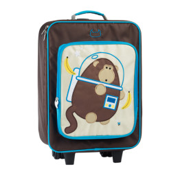 Beatrix New York Wheelie Case Monkey Dieter in Space