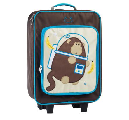 Beatrix New York Wheelie Case Monkey Dieter in Space